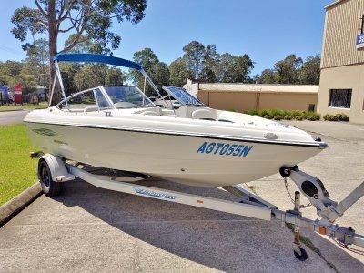 Stingray 195RX Bowrider