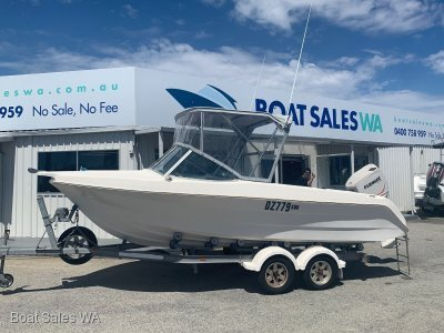 Bonito 560 2009 Hull, 2007 ETEC 150HP 136HRS