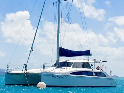 Seawind 1250 Platinum TransPac Whitsunday Bareboat 4yr contract