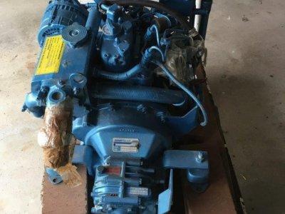 Nanni Diesel 250HE 7.8kw 10.6 HP (never used)
