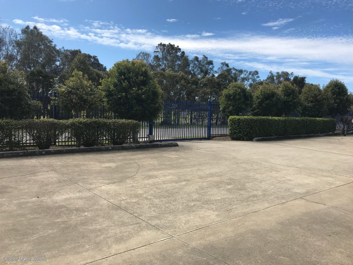 FREEHOLD 14 Metre Marina Berth and storeage shed in secure gated area:Security gated area