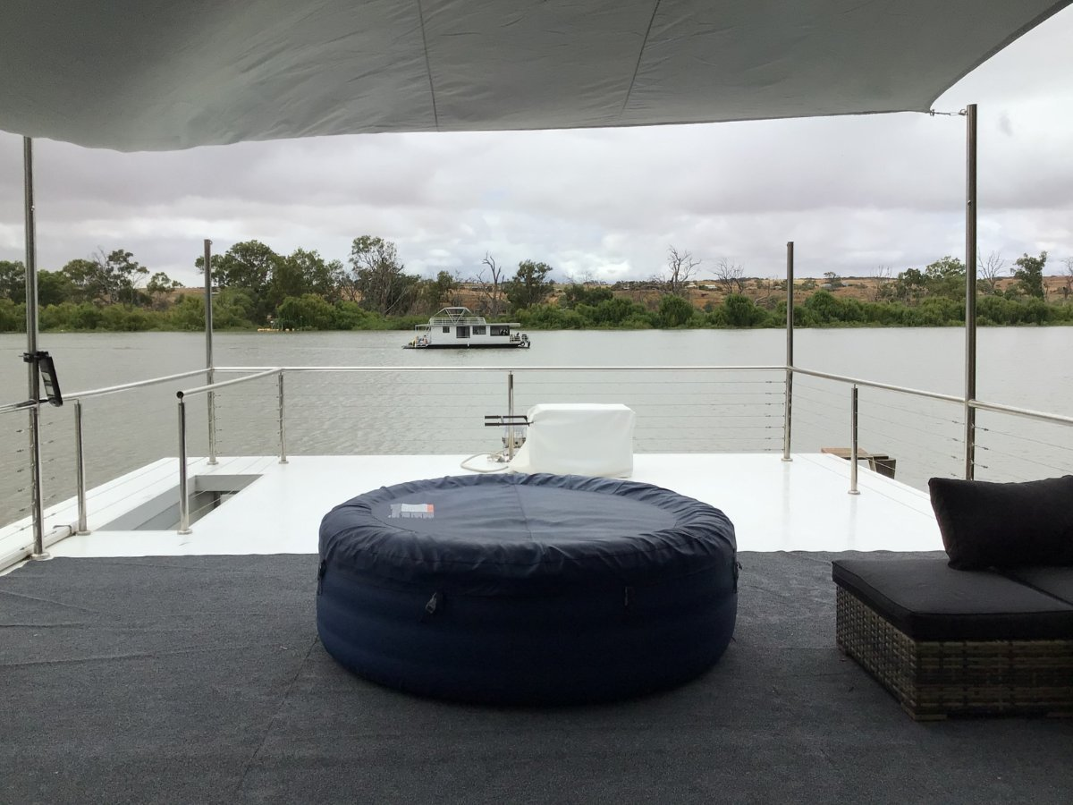 The Glass Boat