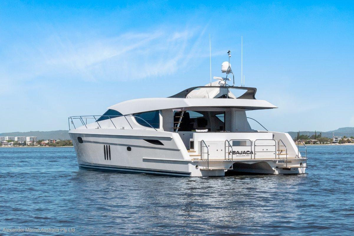 Noosa Marine 63ft Power Catamaran