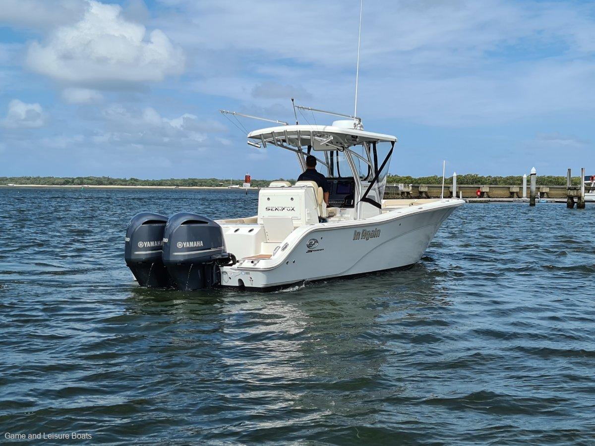 Sea Fox 288 Commander - 2017MY