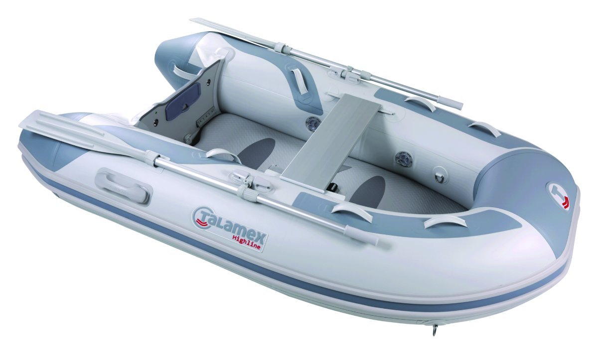 Talamex Highline 350 Air Floor Inflatable Boat - IN STOCK NOW !
