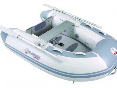 Talamex Highline x-light 275 Air Floor Inflatable Boat
