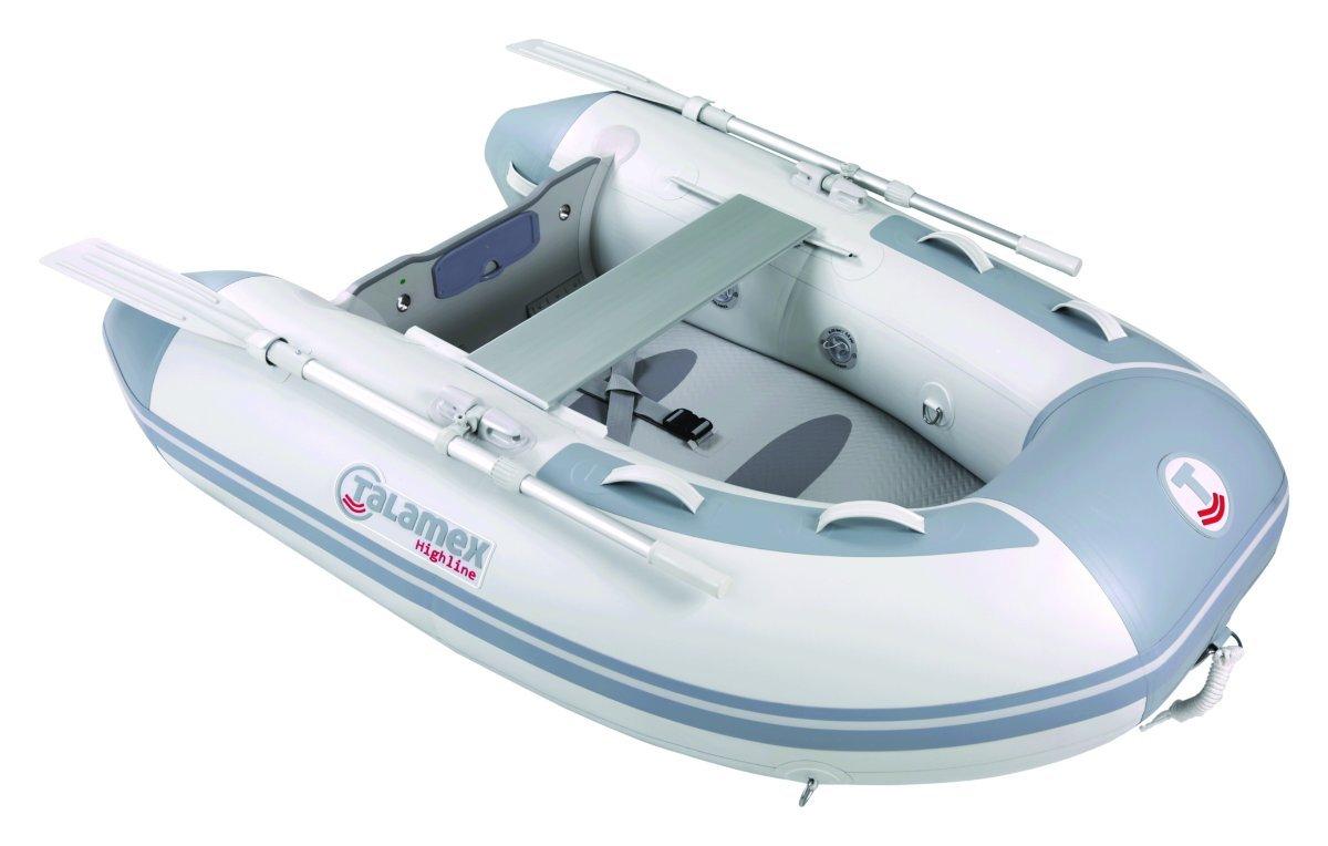 Talamex Highline x-light 230 Air Floor Inflatable Boat