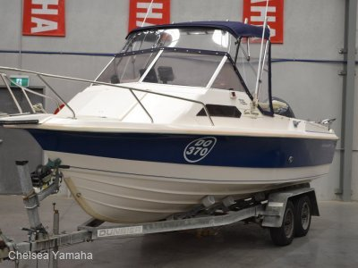 Streaker 5.85 Tournament Streaker 585 Sportsfisherman Series 11 $32.000