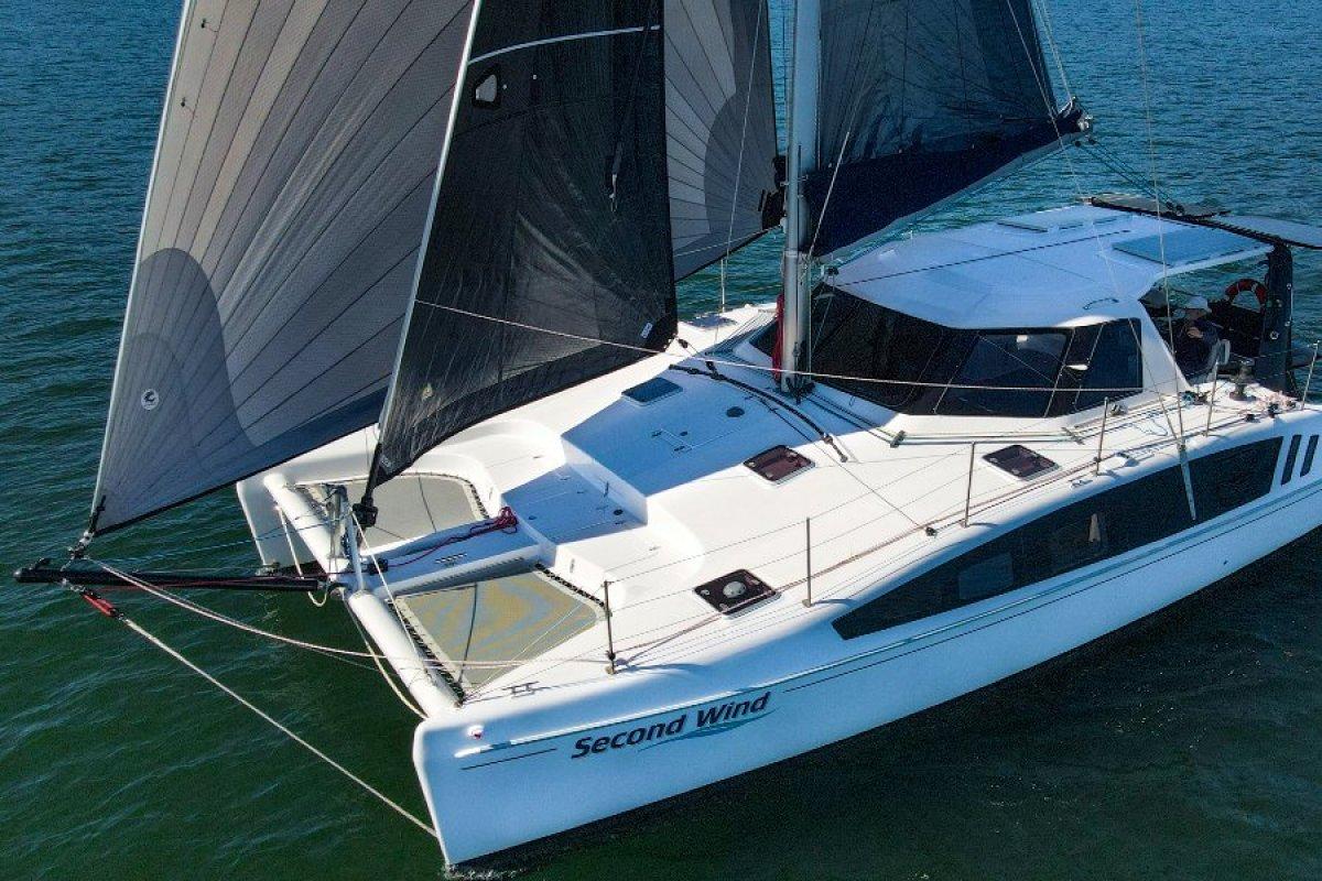 Seawind 1190 Sport - 1/3 Share