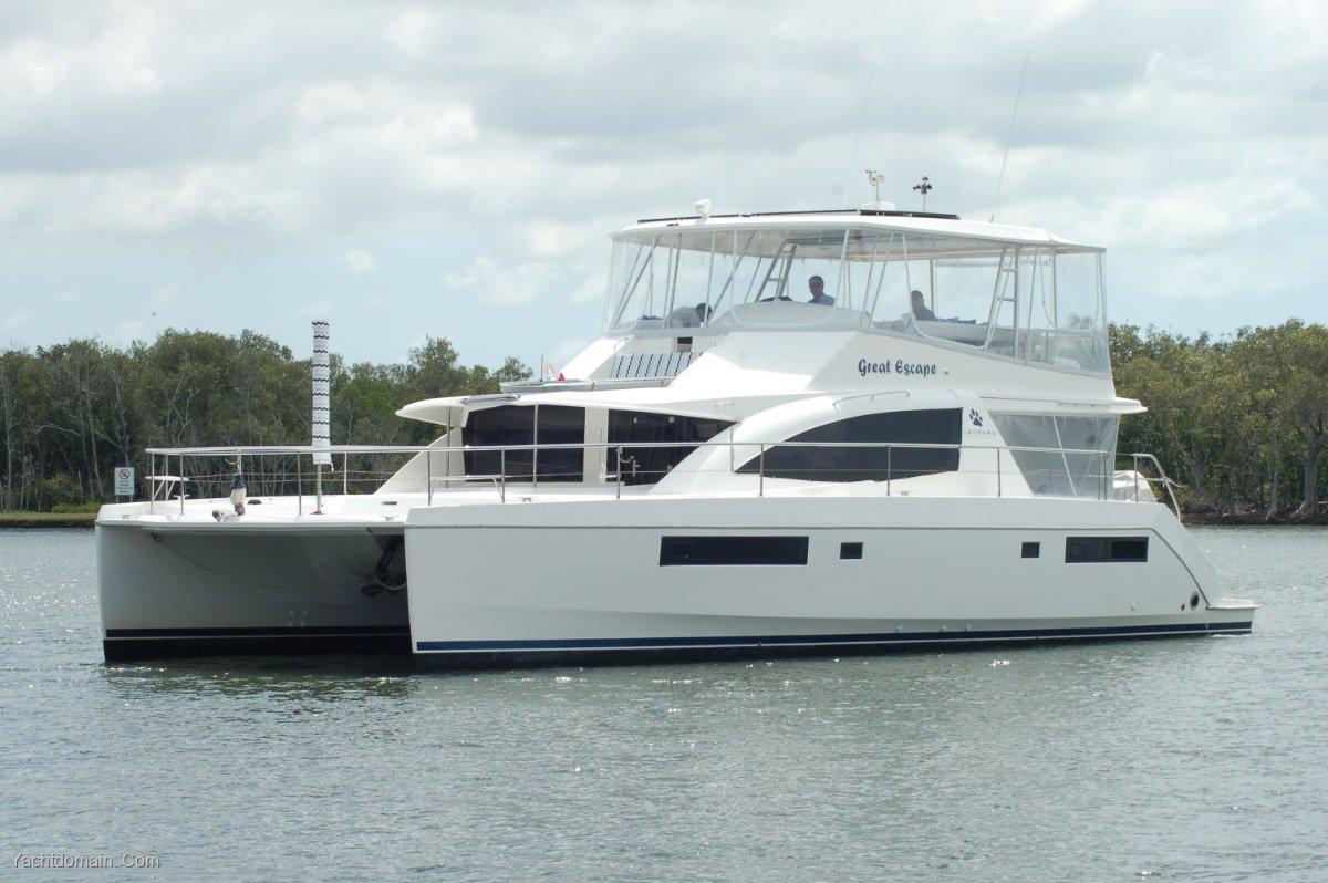 Leopard Catamarans 51 Powercat