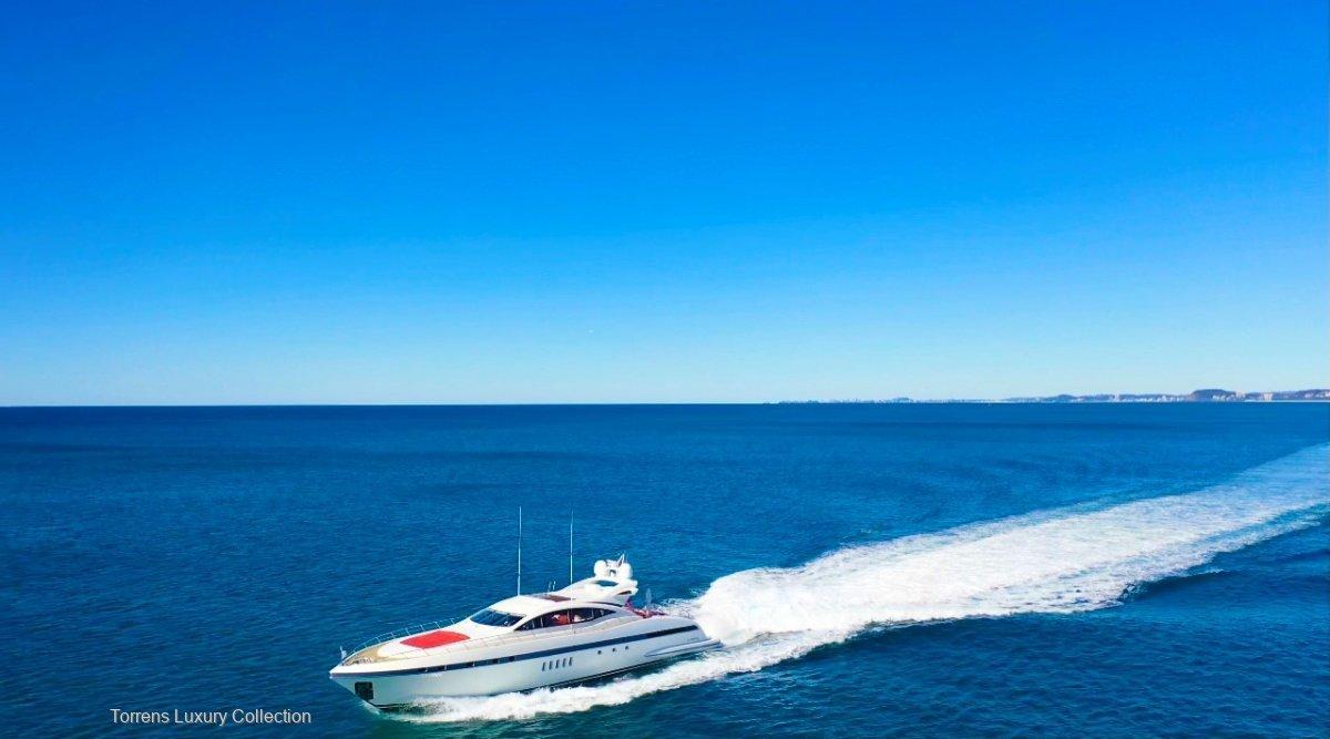 Mangusta Super Sport Motor Yacht Super Sport