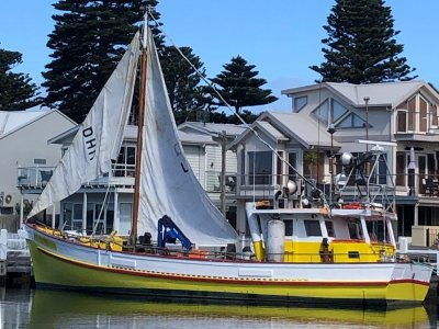 CustomTIMBER FISHING VESSEL - 17.37m
