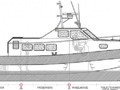 12m Combat Boat