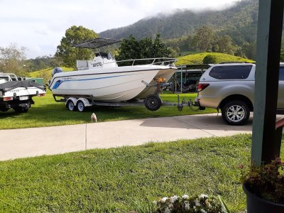 Hysucat Heavily reduced as I have purchased a smaller boat