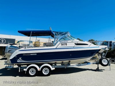 Haines Hunter 650 Horizon In Great Condition