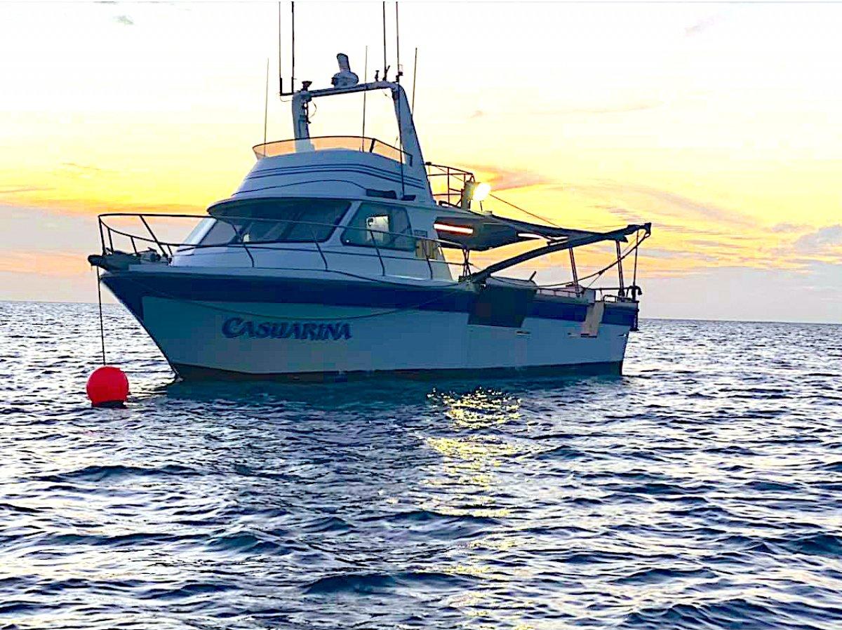 Westcoaster Fishing Vessel 41