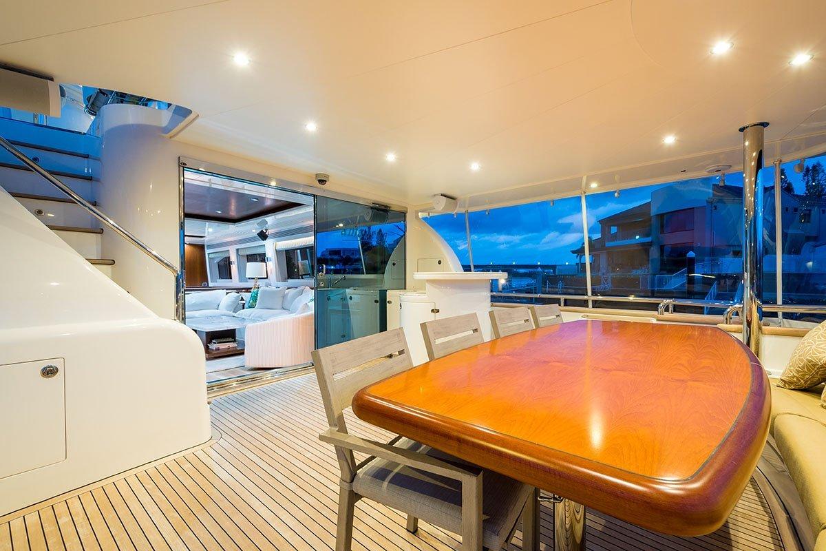 Horizon Yacht E85