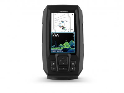 NEW Garmin STRIKER Vivid 4cv