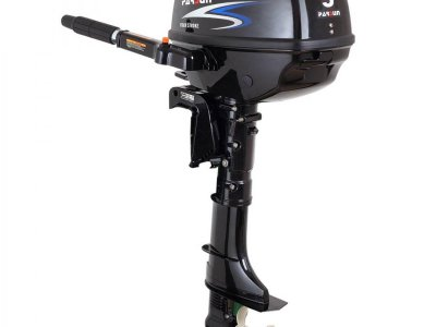 NEW 2021 Parsun 5hp 4-Stroke Short Shaft