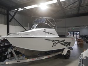 Stacer 539 Sea Runner