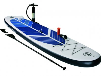 Talamex SUP 10.6 Compass Inflatable Stand-Up Paddle Board