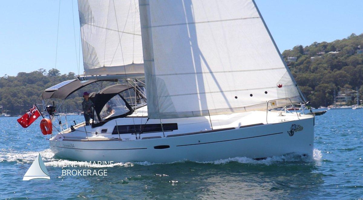 Beneteau Oceanis 34 Limited Edition