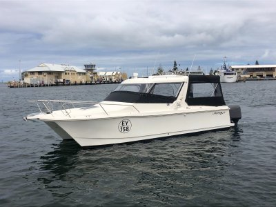 Powercat 268 Hardtop Presents beautifully and turn key ready to go!- Click for more info...