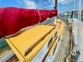 Custom Timber Gaff Cutter 35