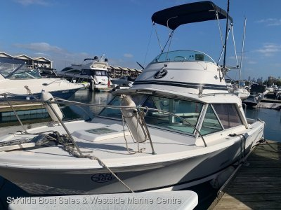 Bertram Caribbean 25 Flybridge