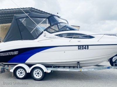 Whittley CR 2380 WOW SUIT NEW BOAT BUYER