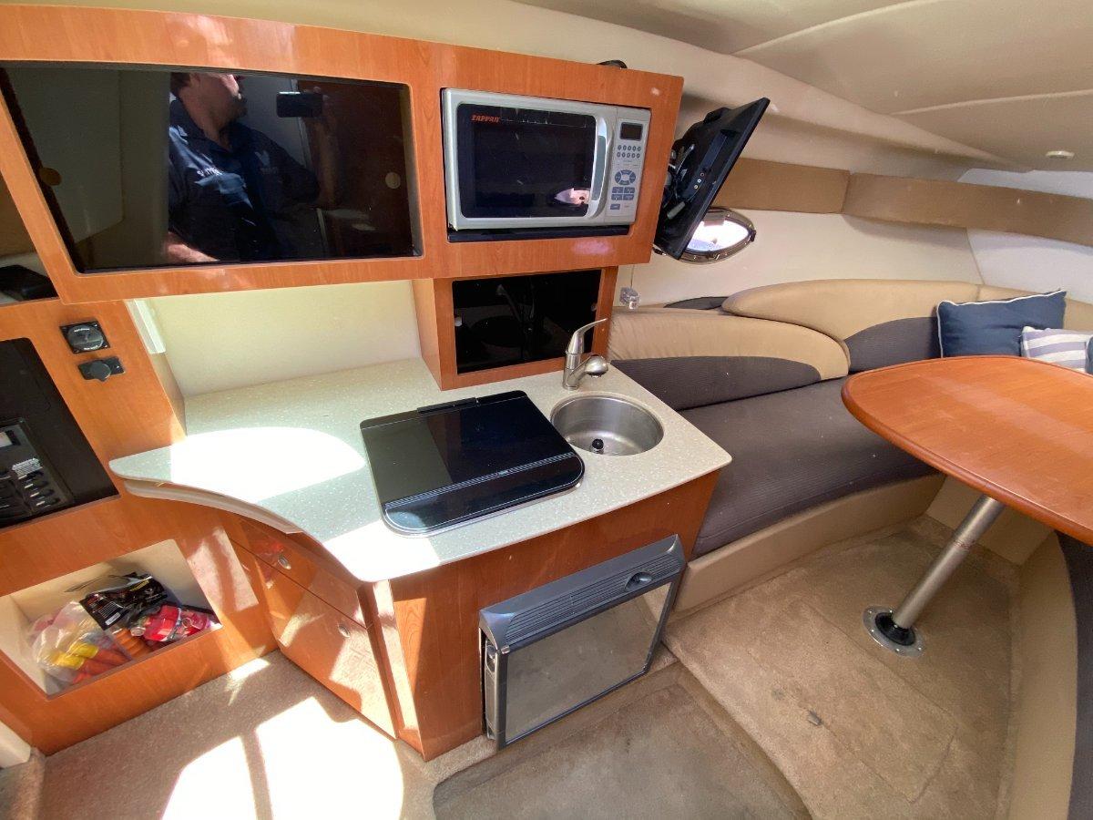 Maxum 2600 SE Sports Cruiser