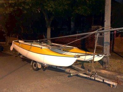 Calypso Catamaran Caper Cat 14
