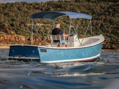 Atlas Boat Works Acadia 21