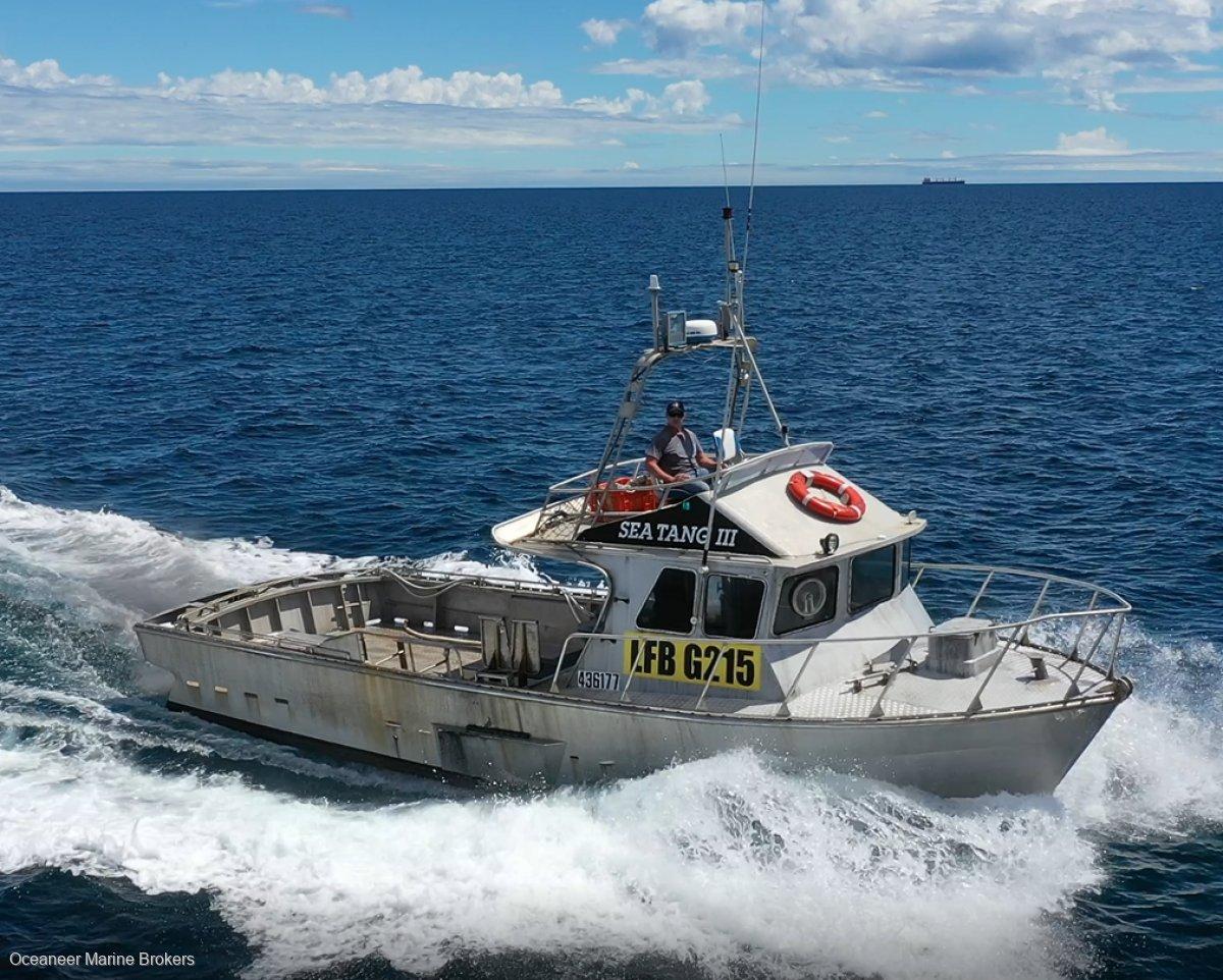 Millman 38 Fishing Vessel
