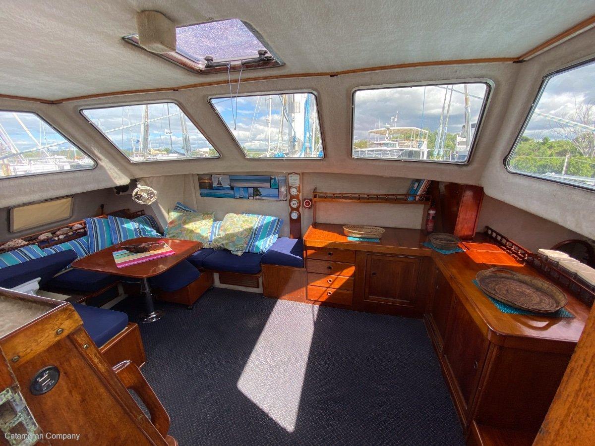 Crowther Design 85 Mark III Bluewater Cruising Cat