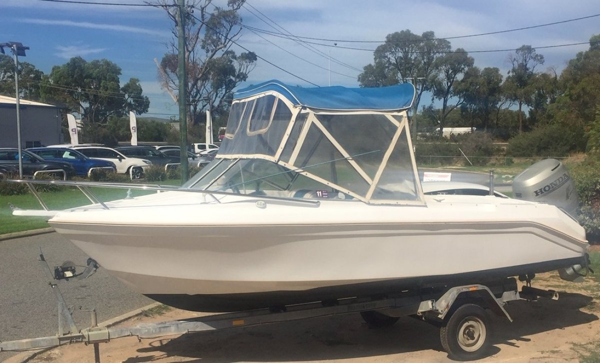 Fraser Cobia 585 Runabout