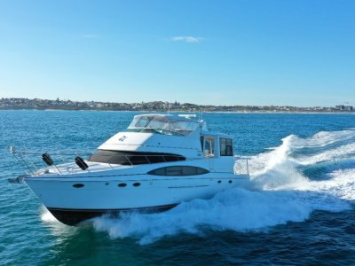 Carver 564 Motor Yacht 56ft | Ultimate Family & Leisure Vessel