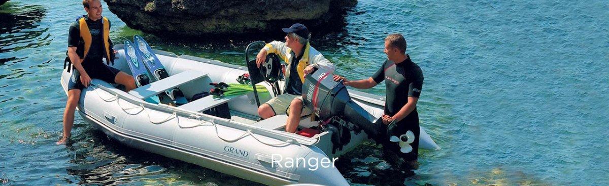 Grand Ranger R460 Commercial grade military spec