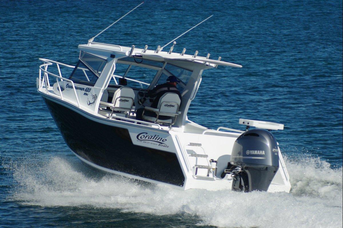 New Coraline SERIES II 620 OCEANRUNNER