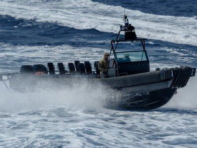 Landing Assault Boat / SAR BK-10