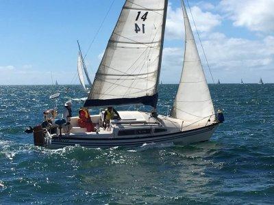 Timpenny 770 Swing keel
