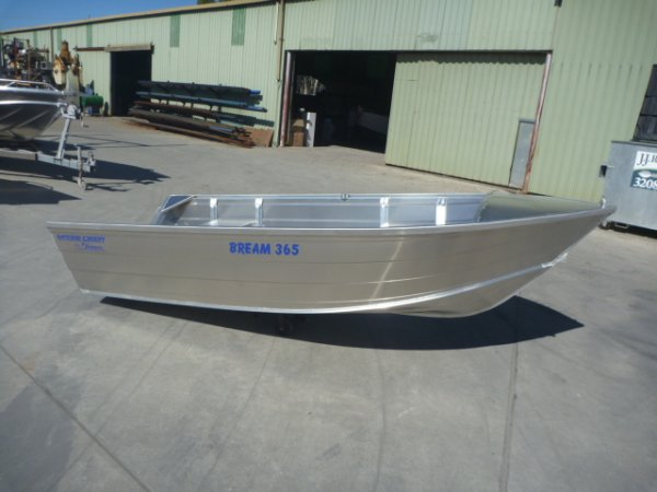 New Stessco Squire 369 Open Boat