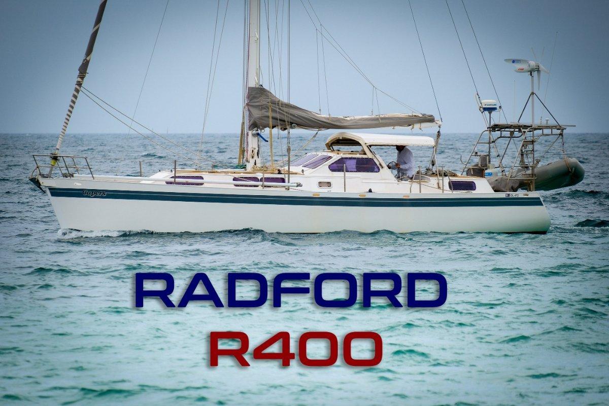 Radford R400 - Excellent Cruising Inventory