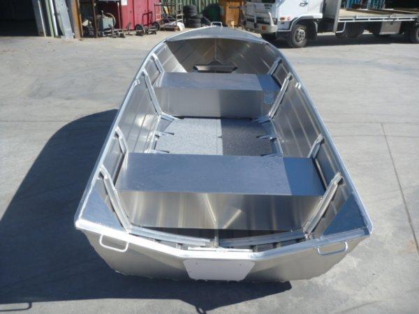New Stessco Squire 349 Open Boat