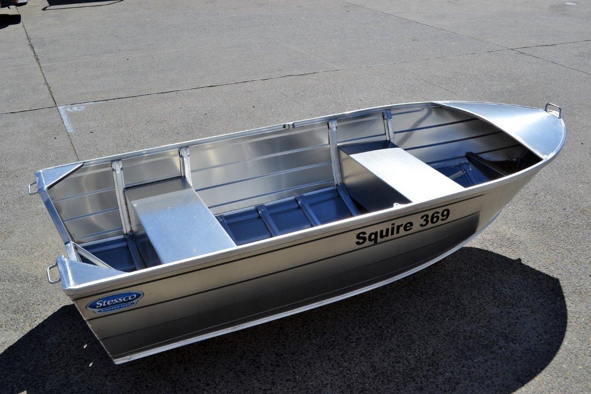Stessco Squire 349 Open Boat