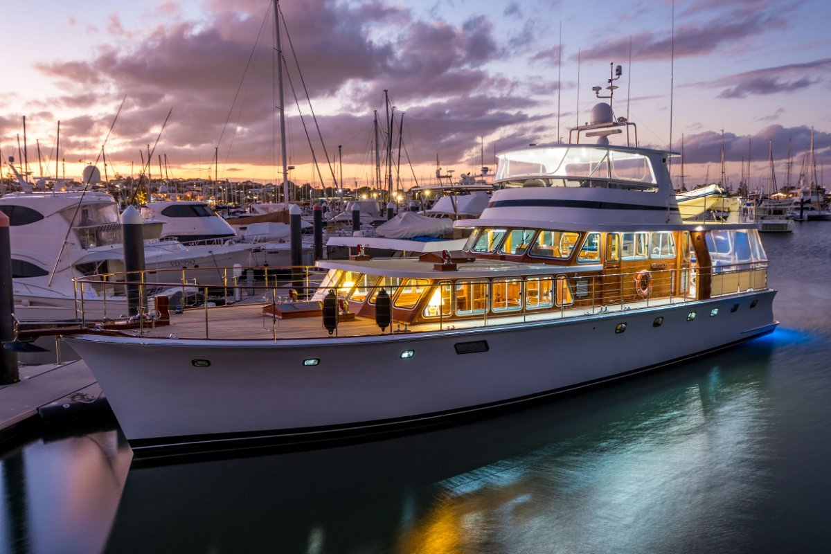 Millkraft 75 Motor Yacht