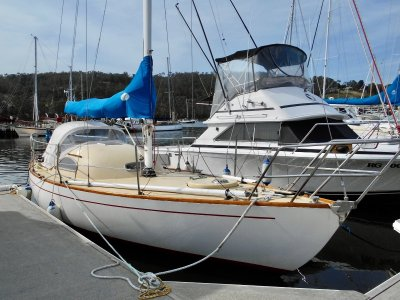 Swanson 27 AS NEW ENGINE, SAILS AND MANY UPGRADES!