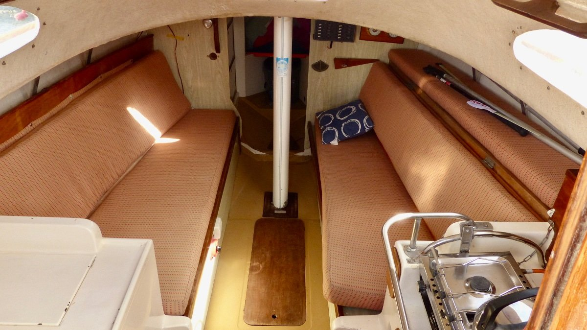 Swanson 27 PRICE REDUCED, MUST SELL! NEW ENGINE & SAILS!