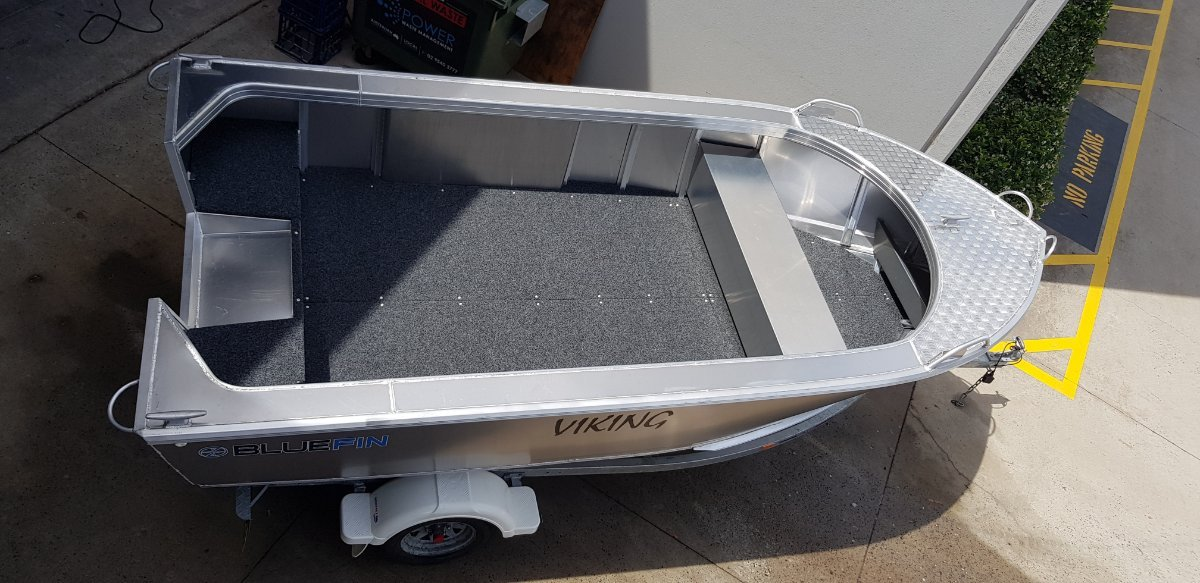 New Bluefin 4.50 Viking