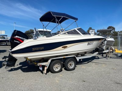 Stejcraft 640 Monaco BOW RIDER WITH OUTBOARD, GREAT ALL ROUNDER